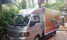 Xe tải jac x5 1 tấn máy xăng trả trước 40 triệu