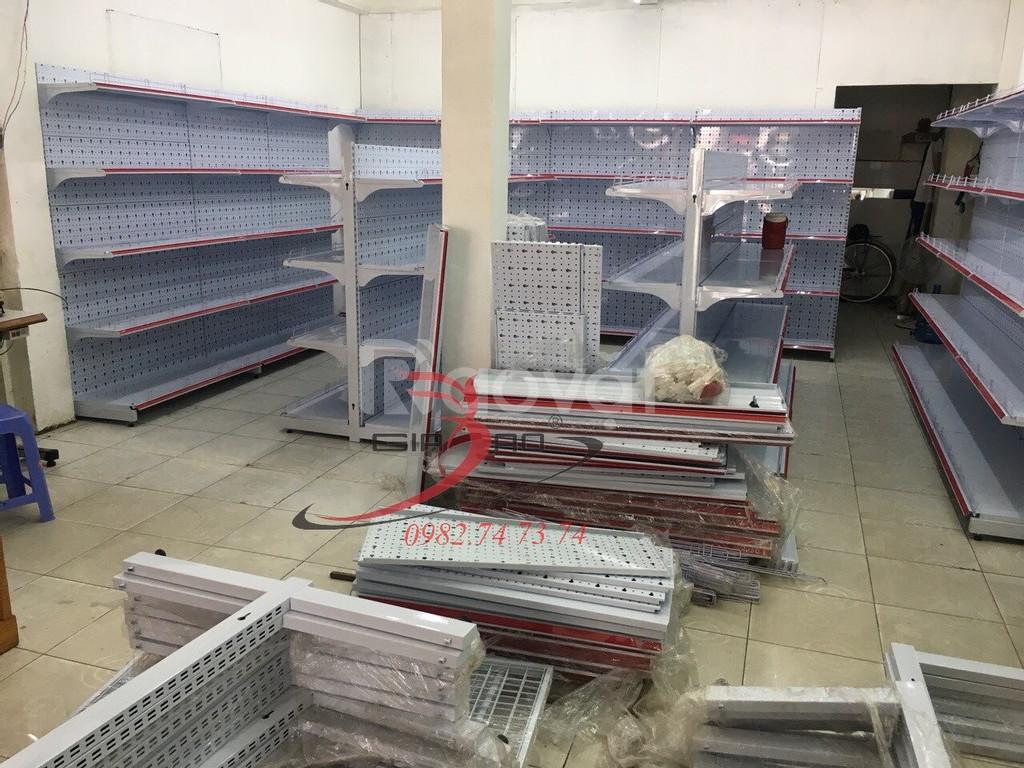 Cần tìm đơn vị phân phối kệ để hàng siêu thị, kệ tạp hóa