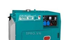 Máy phát điện chạy dầu diezen Total 5kw TP250001-1