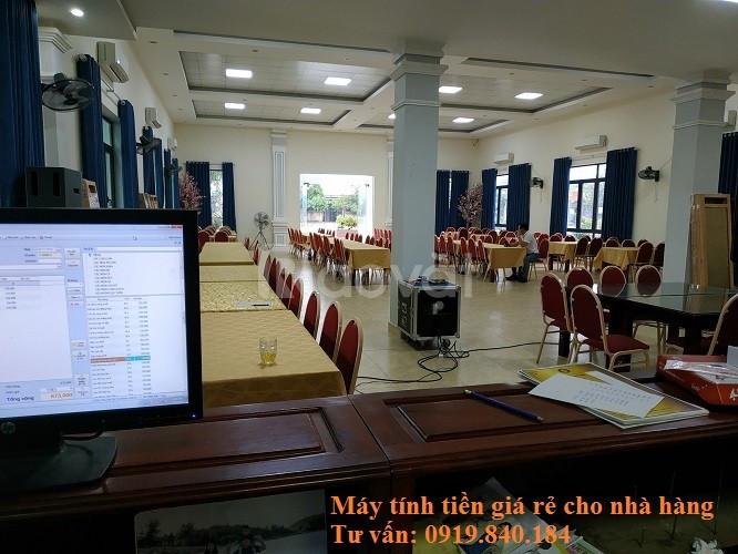 Bán máy tính tiền giá rẻ cho quán ăn tại Sóc Trăng