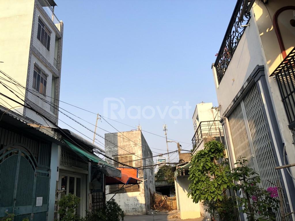 Nhà hẻm phường An Lạc Quận Bình Tân, TpHCM
