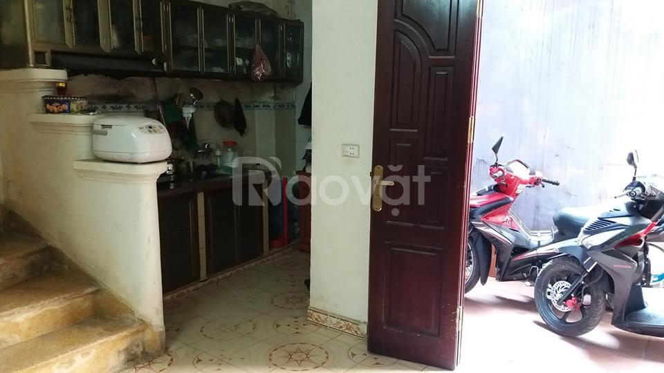 Bán nhà ngõ 1 Bùi Xương Trạch, Thanh Xuân, 25m2, 4 tầng, 1.75 tỷ