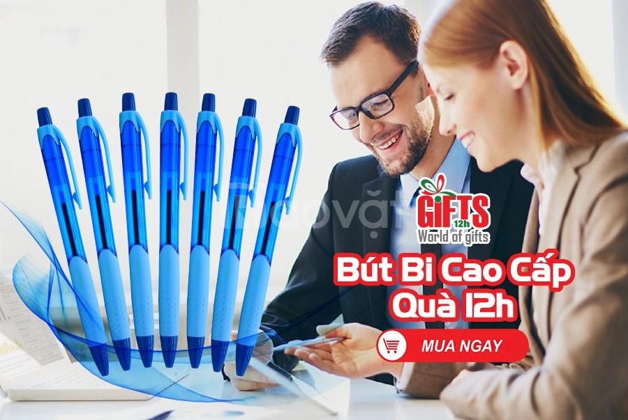 Bút bi quà tặng giá rẻ - in logo doanh nghiệp trên quà tặng