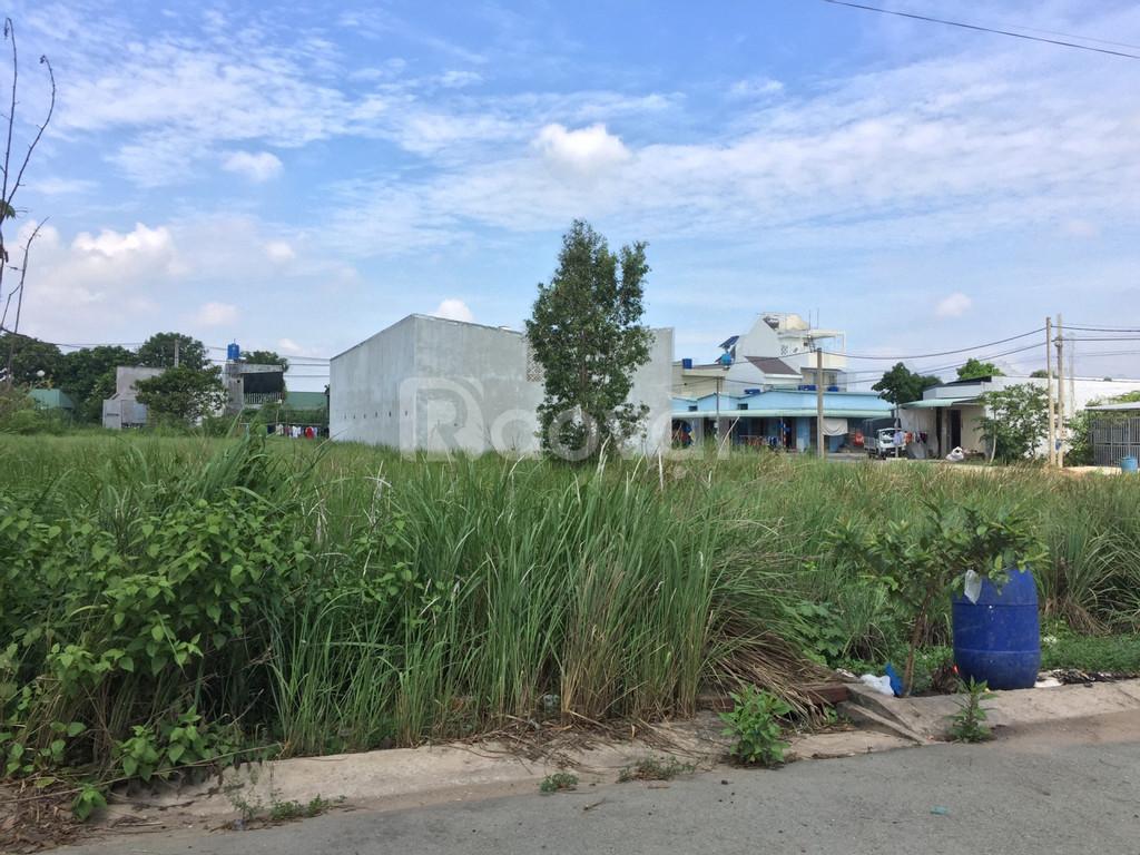 Phát mãi 10 nền đất thổ cư sau chợ Tân Phú Trung 800m, sổ hồng riêng
