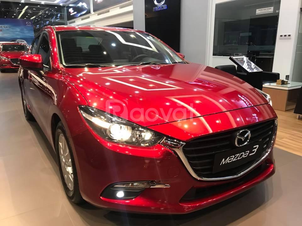 Mazda 3 mới chỉ 644 triệu, trả 20% nhận ngay xe