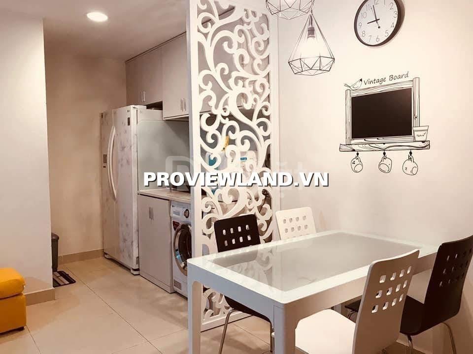 Cho thuê căn hộ Masteri Thảo Điền 2PN tầng cao full nội thất