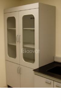 Tủ chứa vật phòng thí nghiệm - Giá gốc sản xuất - Chất lượng vượt trội