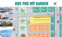Bán đất nền khu dân cư Phú Mỹ Garden, có sẵn 100m2 thổ cư