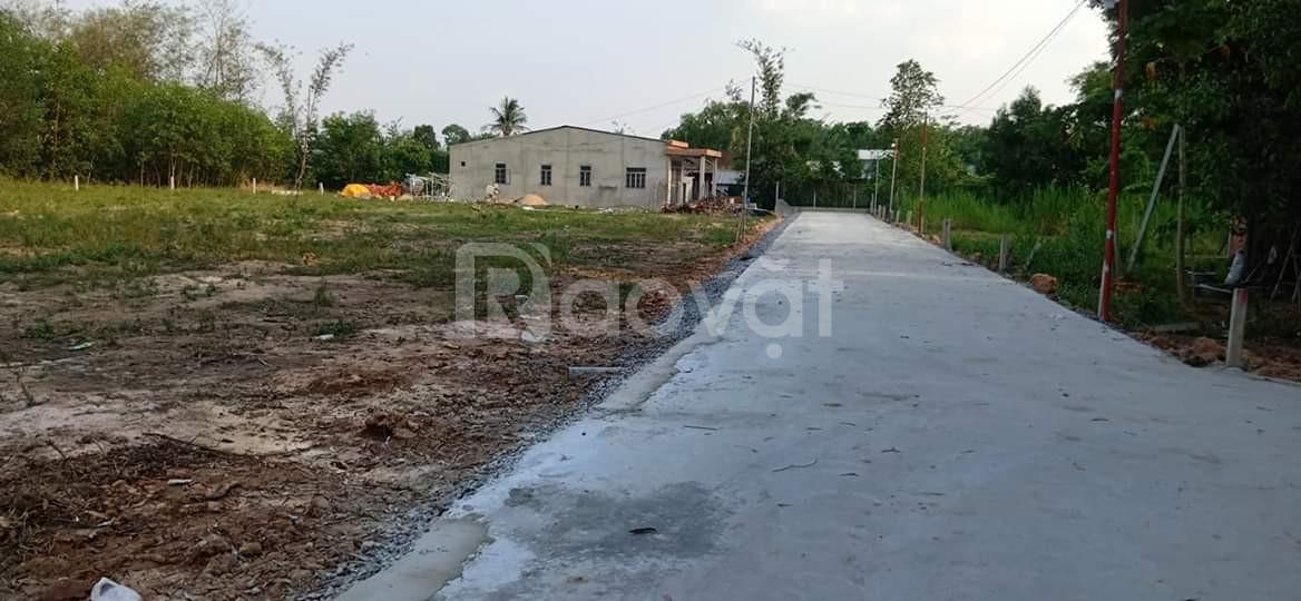 Bán đất nền giá rẻ KCN Phước Đông, Gò Dầu, Tây Ninh.