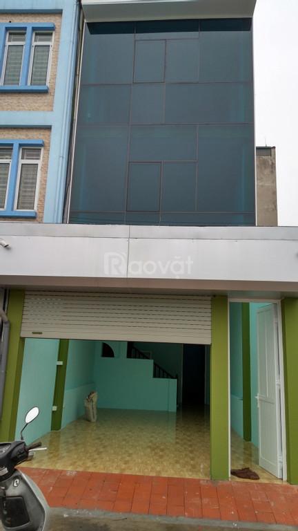 Cho thuê văn phòng tại quận Long Biên