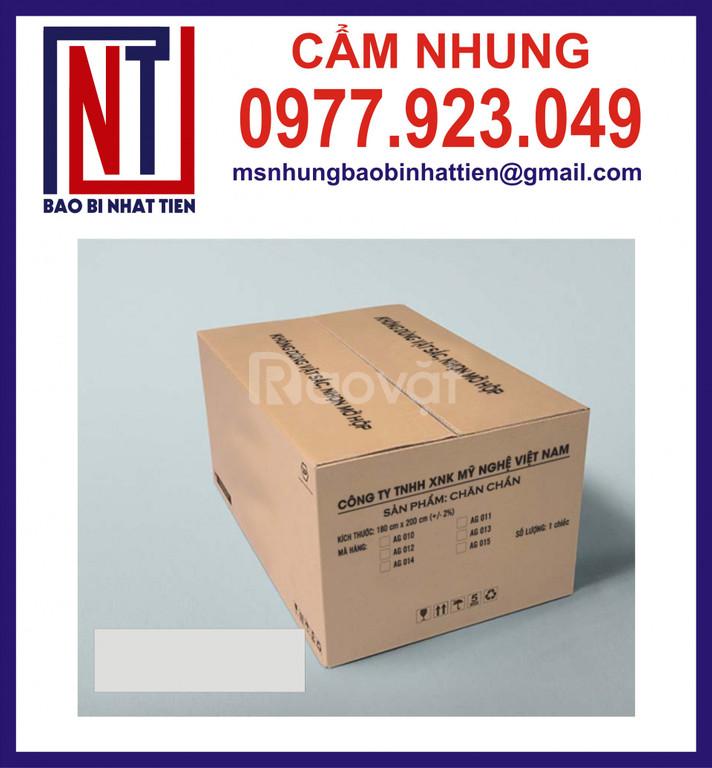 Chuyên bán thùng giấy carton mới (ảnh 6)