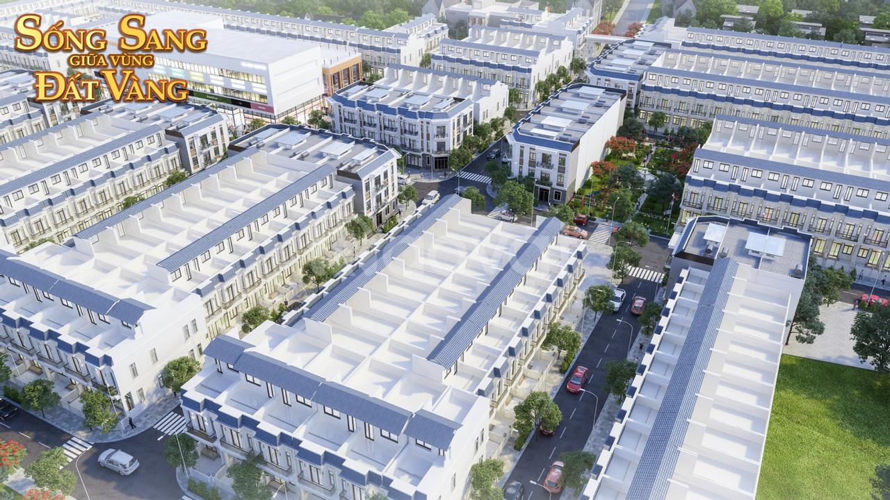 Thắng Lợi Central Hill Bến Lức ưu đãi lãi suất 0% thanh toán 12 tháng