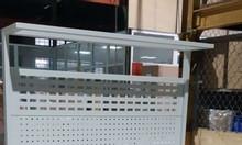 Bàn nguội thao tác có tấm treo dụng cụ - Giá gốc sản xuất.