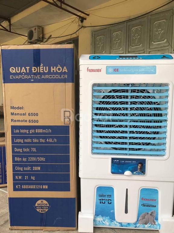 Quạt điều hòa Nomaxnew Remote 6500