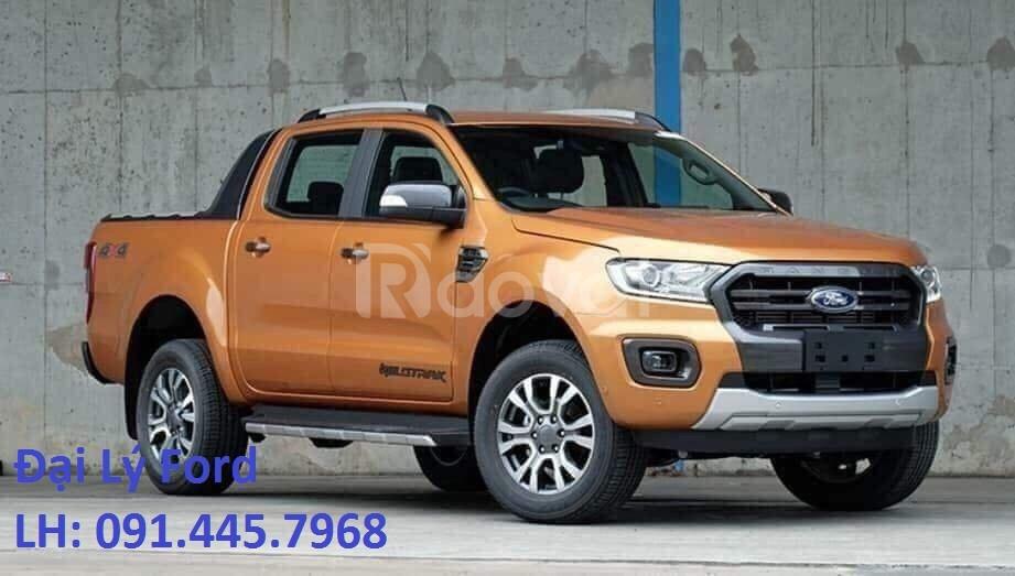Ford Ranger đủ màu giao ngay