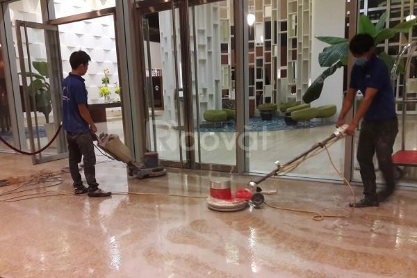 Tổng vệ sinh sau xây dựng