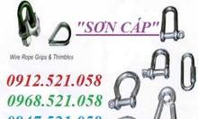 Cáp lụa mạ kẽm bọc nhựa PVC trong suốt D2,3,4,5,6,8...20 mm, giá rẻ