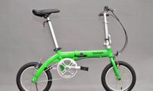 Xe đạp gấp cho con yêu