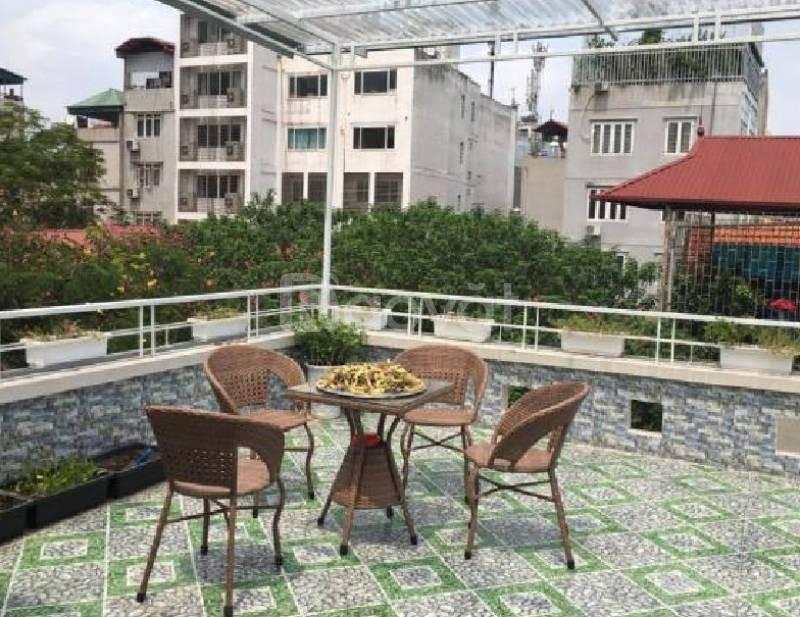 Nhà đẹp 5 tầng phố Tây Sơn, 2 mặt ngõ, 10m ra đường ô tô.