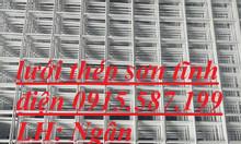 Lưới thép hàng rào, lưới thép hàn, lưới mạ kẽm D3, D4, D5, D6