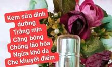 Kem sữa dưỡng Linh Hương chính hãng, sỉ kem sữa dưỡng linh hương TPHCM