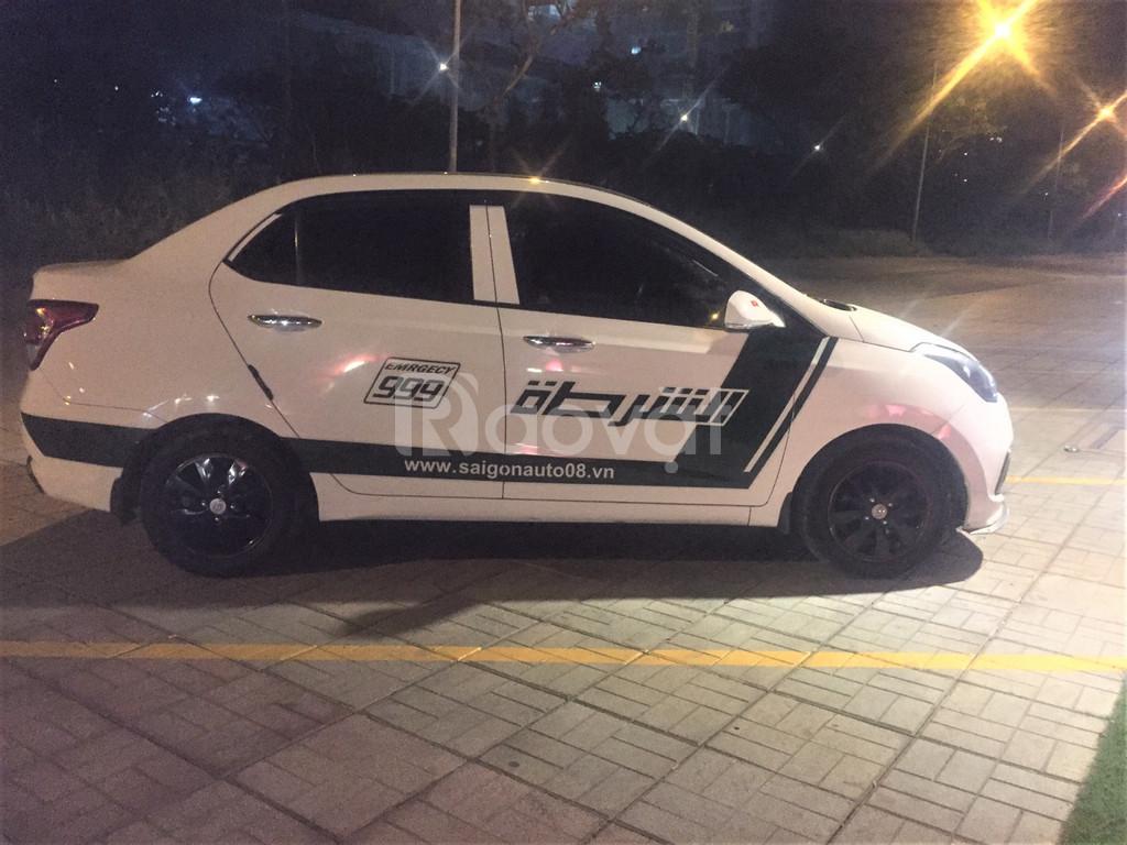 Cho thuê xe ô tô tự lái 4 - 7 chỗ tại TP.HCM