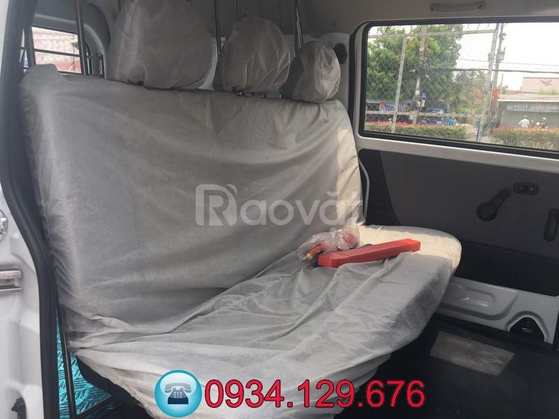 Bán xe van bán tải X30 5 chỗ 495kg chạy vào thành phố