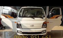 Hyundai Porter H150 giá nhà máy - Ưu đãi đặc biệt chỉ tháng 05