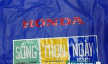Báo giá in áo mưa quảng cáo, xưởng in áo mưa quảng cáo giá rẻ