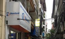 Nhà 60m2x3 tầng Thái Hà, ngõ ô tô