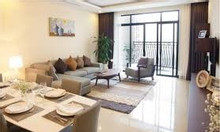 Cho thuê chung cư Home City Trung Kính 3 ngủ 100m, đủ đồ 17tr /tháng