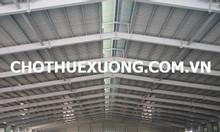 Cho thuê kho xưởng mới tại Phú Minh Phú Xuyên Hà Nội DT 2005m2