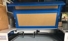 Máy khắc laser 1390 80w 2 đầu giá rẻ
