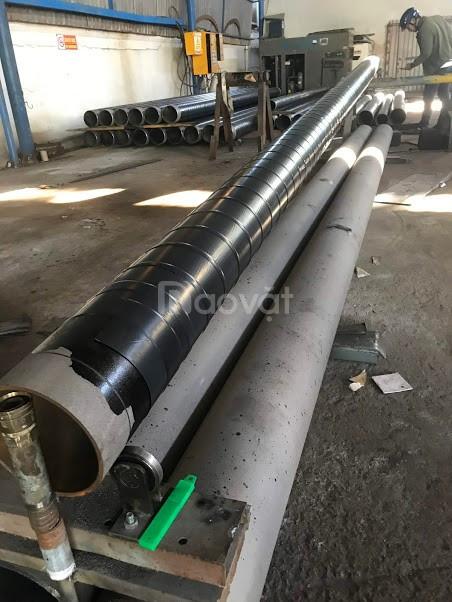 Bảo vệ chống ăn mòn cho ống bằng bitum Premcote