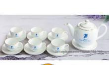 In ấm chén trà, ly tách trà gốm sứ tại Đông Hà - Quảng Trị