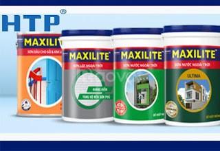 Sơn nước ngoại thất Maxilite giá chính hãng, pha màu tại chỗ