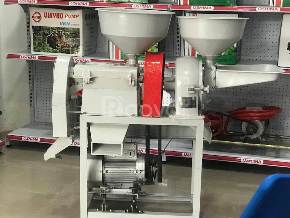 Mua máy xát gạo gia đình moto Toàn Phát chính hãng ở đâu bán