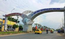 Cần bán lô đất sát KCN Tân Đức - Hải Sơn thuộc Đức Hòa
