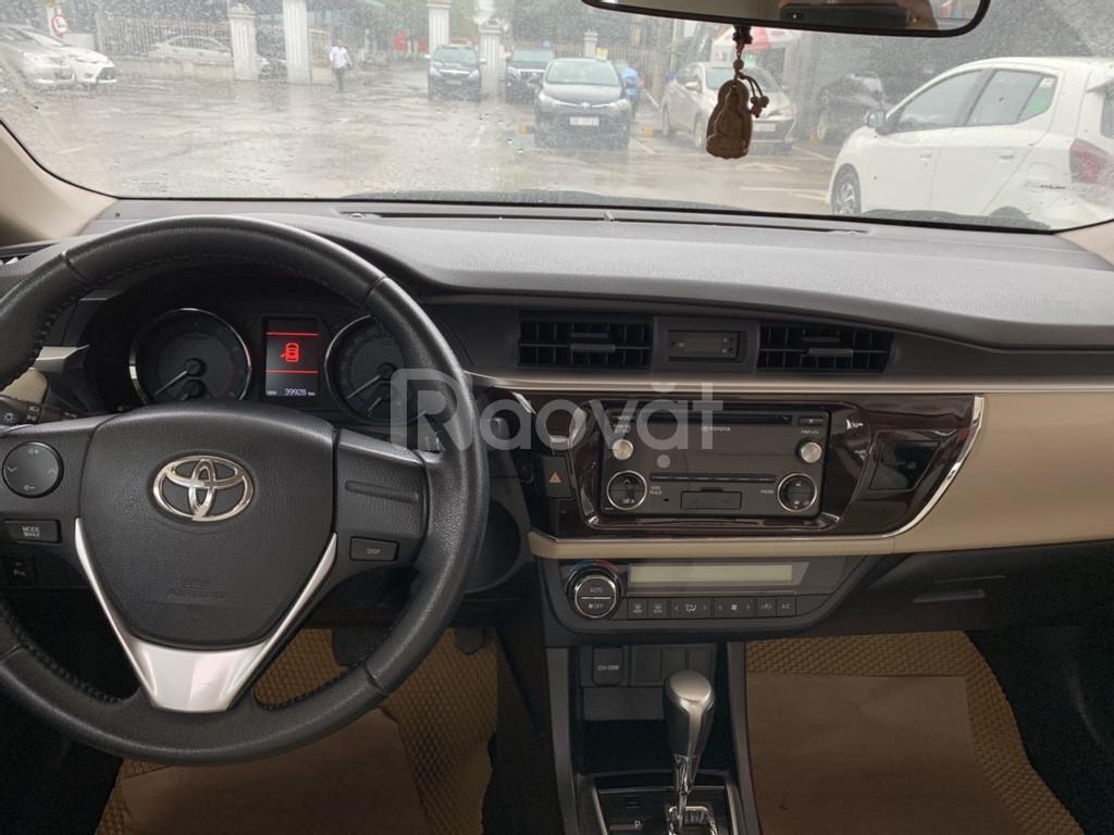 Toyota Cầu Diễn chào bán Altis 1.8AT 2016 màu bạc