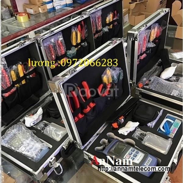 Bộ te-netlink mã k-506 là bộ dụng cụ dùng để thi công thiết bị quang