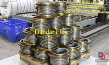 Ống mềm inox cho máy phát điện, Khớp co giãn inox, ống nối inox 304