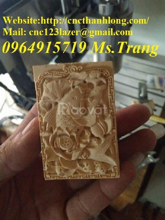 Máy cnc đục gỗ, máy cnc mini 3025 chạm khắc đá, ngọc, trang sức