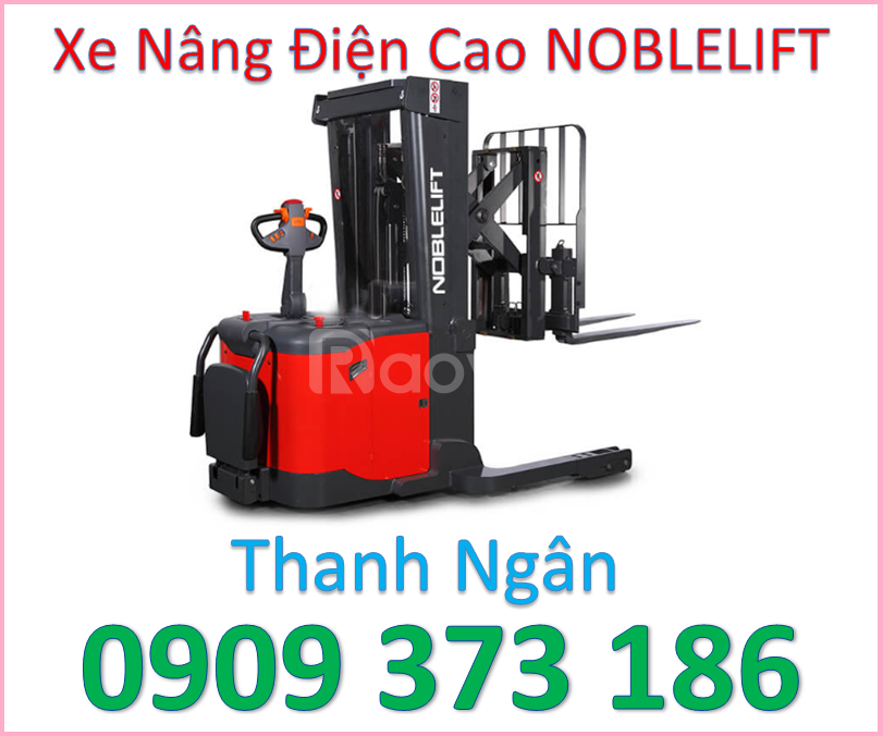 Xe nâng điện thấp noblelift - germany EPT15 1500kg