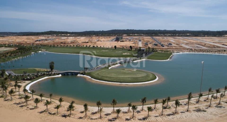 Sang nhượng nền đất 120m2 ven bãi dài CR, sở hữu lâu dài, XD ngay,