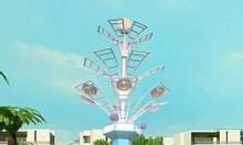 Trụ đèn hoa thủy tiên trang trí chiếu sáng công viên