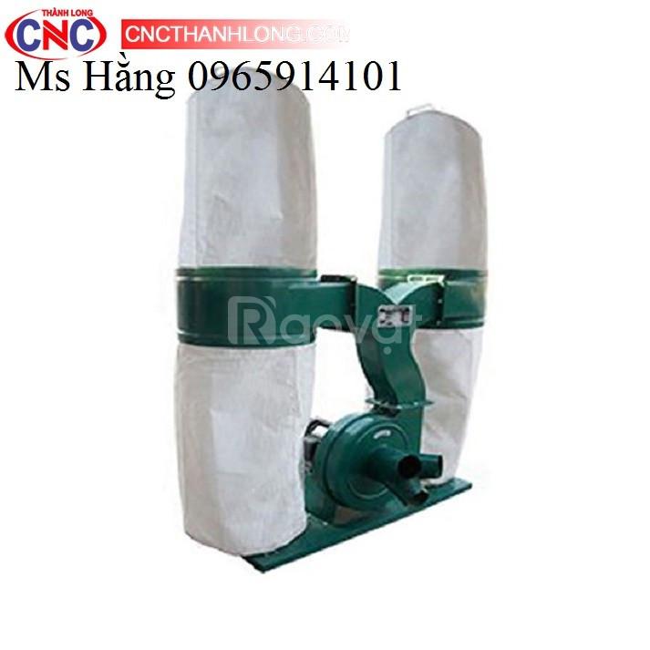 Máy hút bụi công nghiệp 2 túi vải, hướng dẫn lắp đặt máy hút bụi