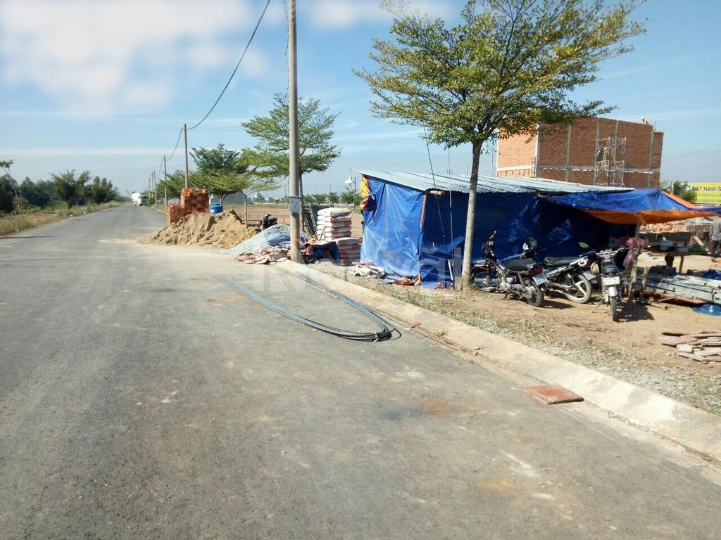 16 nền đất thổ cư QL22, gần bệnh viện Xuyên Á, SHR