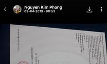 Bán đất mặt tiền đường Phạm Văn Diệu, Biên Hòa, 94m2, giá 3,15 tỷ