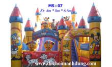 Công ty Mạnh Dung chuyên tư vấn thi công, thiết kế khu vui chơi trẻ em