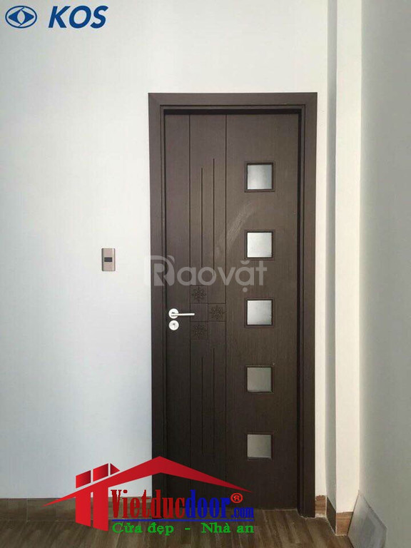 Cung cấp cửa nhựa cao cấp, cửa nhựa ABS Hàn Quốc, cửa phòng ngủ